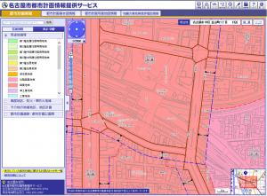 風俗営業2号許可申請のやり方8 営業所周辺図